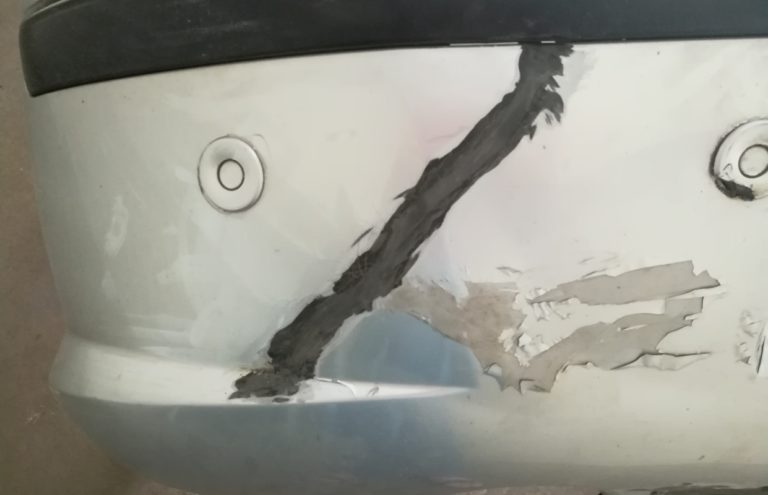 Welding - Vehicle Front Bumper
