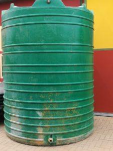 Plastic Welding on 10,000L Water Tank