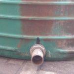 Plastic Welding on a 5000L Water Tank